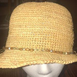 Athleta Straw Hat.   Item#1007